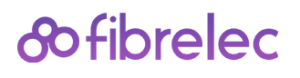fibrelec logo in colour